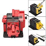 230-240V 96W Electric Multifunction Knife Sharpener Grinding Drill Tool