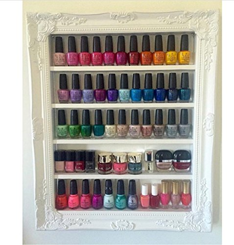 Dainty Luxe Nail Polish Rack by Dainty Luxe