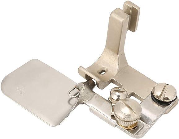 Prensatelas para coser de metal, borde de seda, borde de metal ...