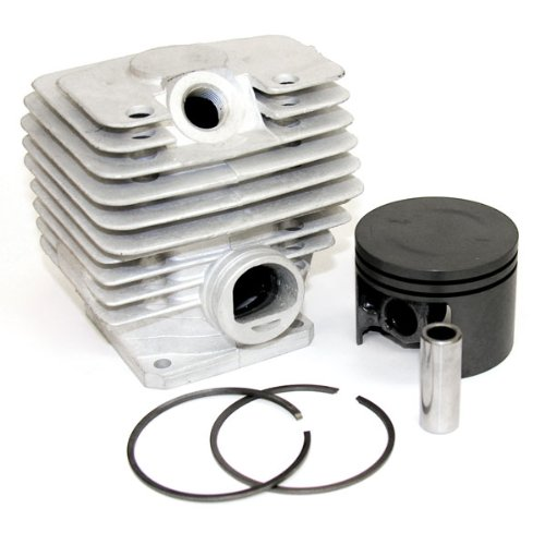 (Nwp Piston & Cylinder Assembly (52Mm) For Stihl 038 Magnum, Ms 380 Chainsaws)