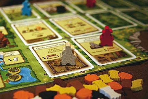 Lookout Games 22160028 - Agricola, Juego para entendidos de Uwe ...