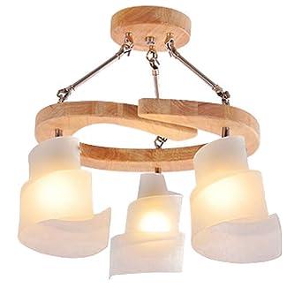 Kronleuchter Pendelleuchte Esstisch Holz Holzlampe Deckenleuchte Esstischlampe Led E27 Krbis Pentagon Eiche Terrasse Diele Lampe Protokolle