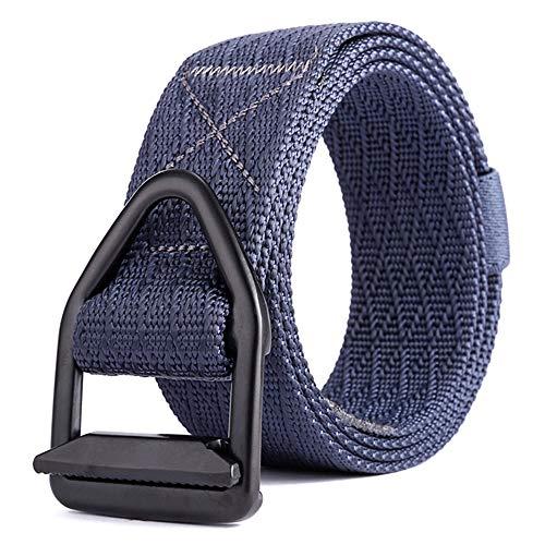 0cm Stile Regolabile Con No Plastica Fibbie Metallo 4 Nylon Larga 3 Bozevon Cintura tqnTSwfUZ