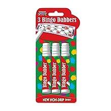 Tallon games Bingo Dabber (Pack of 3)