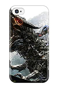 Hot Premium Optimus Prime On Dinobot Heavy-duty Protection Case For Iphone 4/4s 7455363K31235972