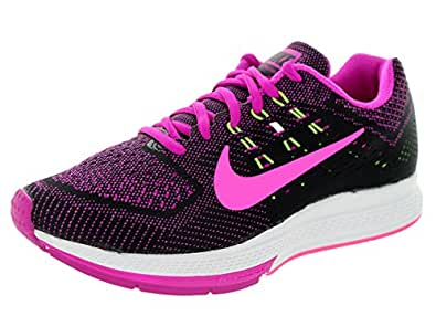 Amazon.com | NIKE Women's Air Zoom Structure 18 Running