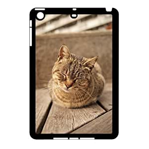 Beautiful Cute Cat Brand New Cover Case with Hard Shell Protection for Ipad Mini Case lxa#863053