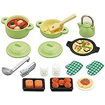 Sylvanian Families - Set cocina (Epoch para Imaginar 5028)