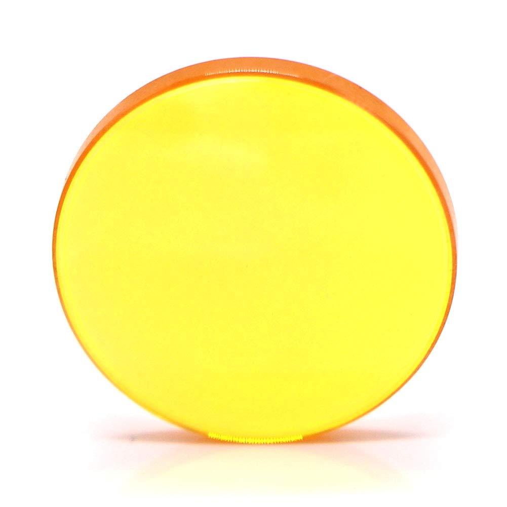 Diam 18mm ZnSe Focal Lens for CO2 Laser Cutting, FL:1.5' (1.5'/38.1mm) FL:1.5 (1.5/38.1mm) Partscloud