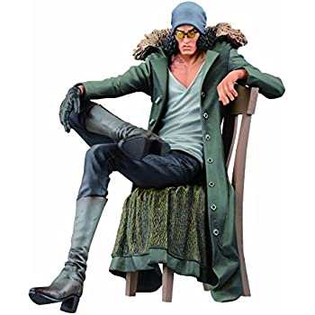 Amazon Com Banpresto One Piece 5 5 Inch Mihawk Creator X