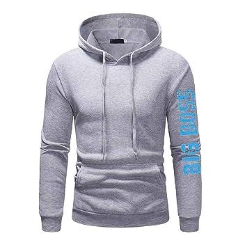 Sudadera Campus Cremallera Royal para Hombre, BBestseller Sudadera con Capucha para Hombre, Sweater Hombre Camiseta: Amazon.es: Ropa y accesorios