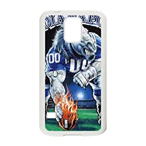 DASHUJUA Indianapolis Colts Cell Phone Case for Samsung Galaxy S5