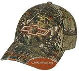 Chevy Realtree Xtra/Orange Hunting Cap