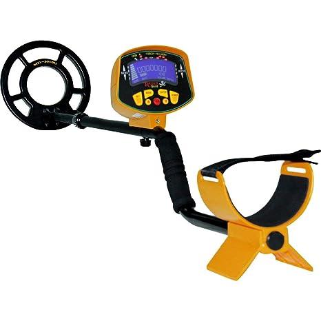 Sunnyday Detector de Metales Bounty Hunter VLF 7 Coil Elf Junior Gold Locator Hunt Treasure