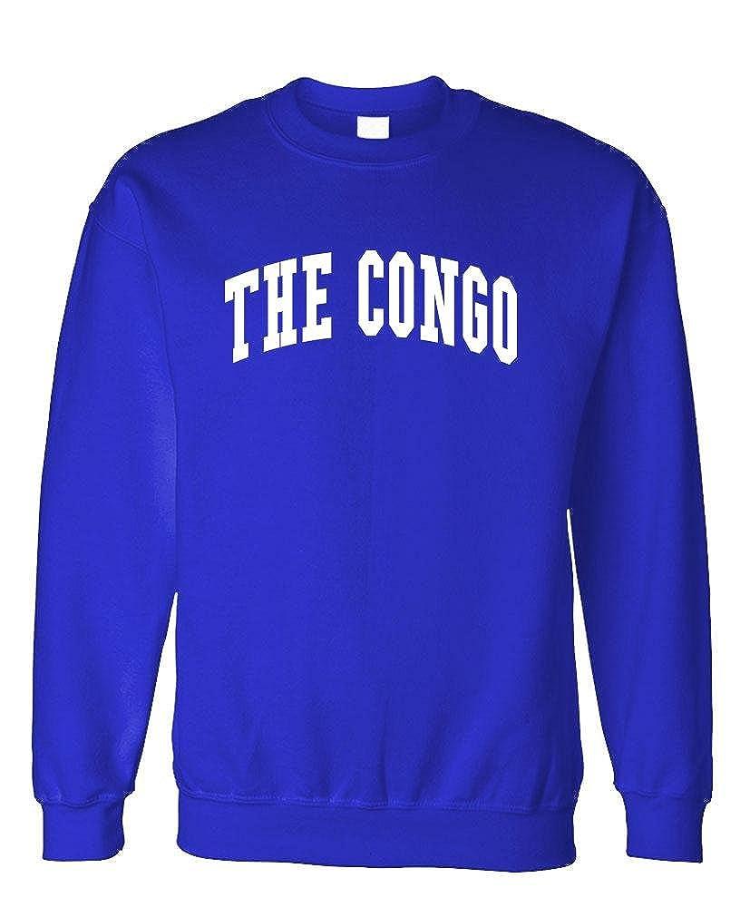 The Congo Fleece Sweatshirt Country Pride Homeland Nation