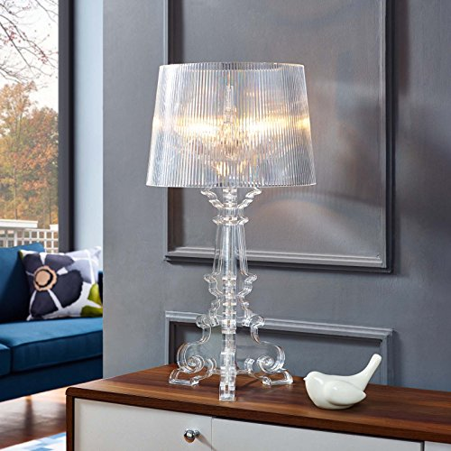 Modway EEI 2908 CLR Table Lamp Clear product image