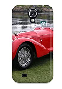 Hot 4558509K87959725 Case Cover For Galaxy S4 - Retailer Packaging Alfa Romeo 8c 8 Protective Case