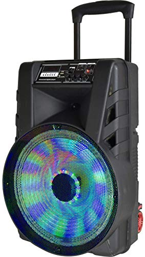 Sylavnia Tailgate Wireless Outdoor Bluetooth Speakers (15-inch)