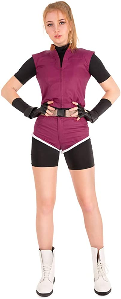 Cosplay.fm Women's Claire Redfield Cosplay Costume Outfit