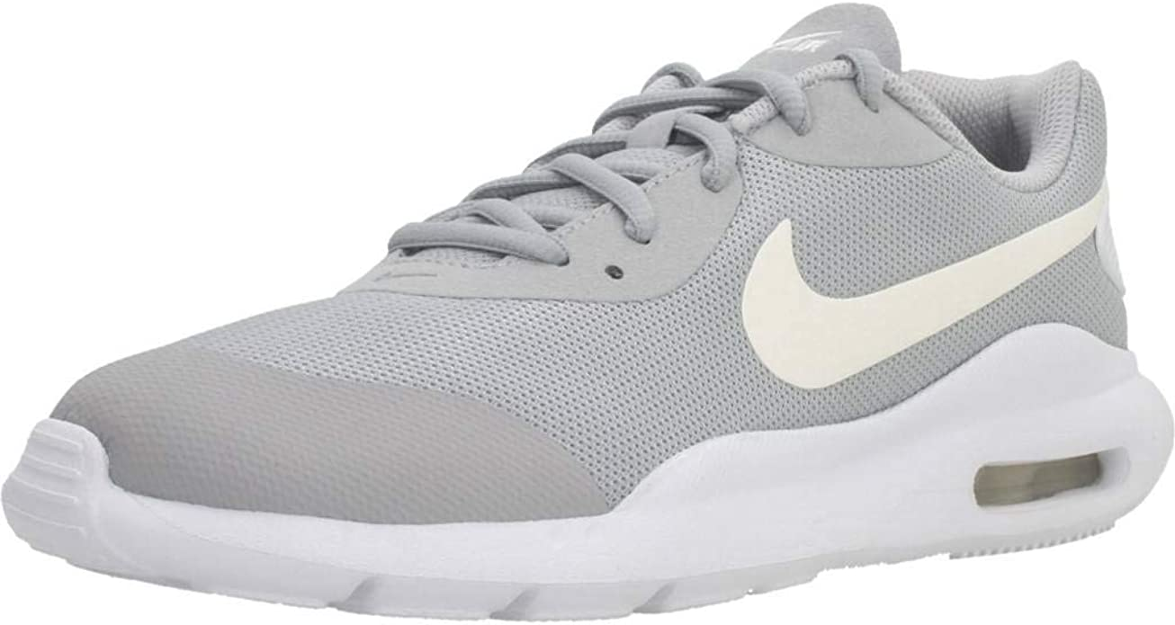 best price check out the sale of shoes Amazon.com | Nike Air Max Oketo Sneaker - Kids' (6.5, White/Grey ...