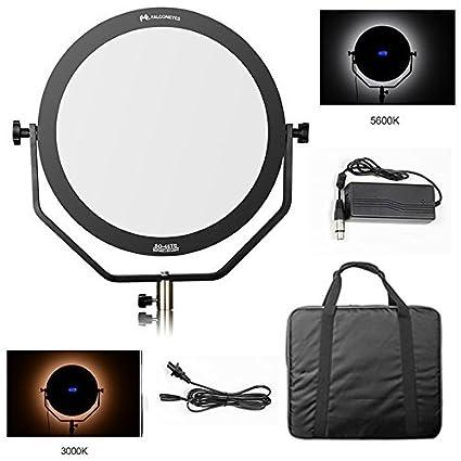 Amazon com : Falcon Eyes LED Edge Light SO-48TD 48W Soft LED