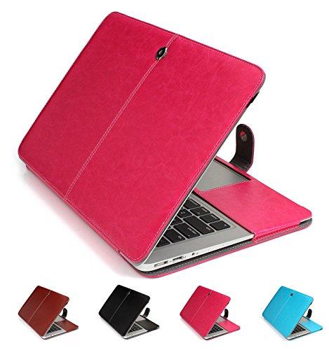 GranVela MacBook Notebook Premium Quality PU Leather Sleeve bag, Skin Case Cover for Apple 11