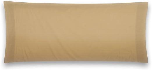 Sancarlos - Funda de almohada para cama, 100% Algodón percal ...