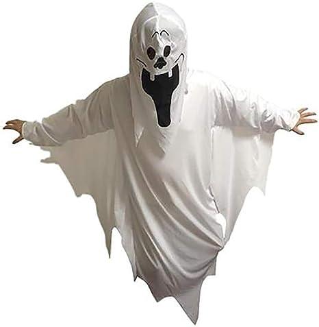BLTX Disfraz Disfraz De Vampiro con Capucha Disfraz De Fantasma ...