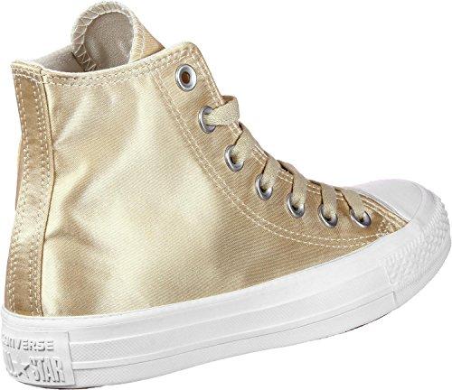 W white Chaussures Star Hi Converse Parchment All wqBSxH