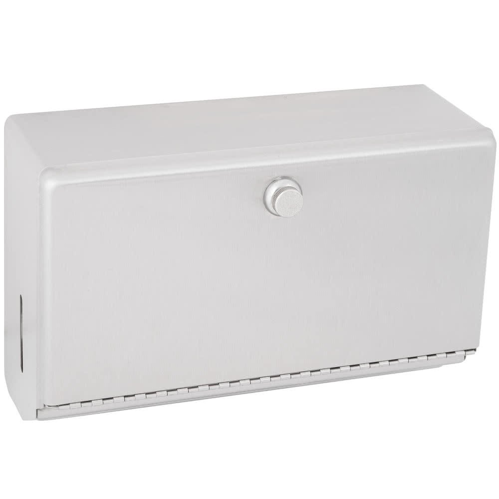 B-2621 ClassicSeries C Fold or Multifold Surface-Mounted Paper Towel Dispenser By TableTop King