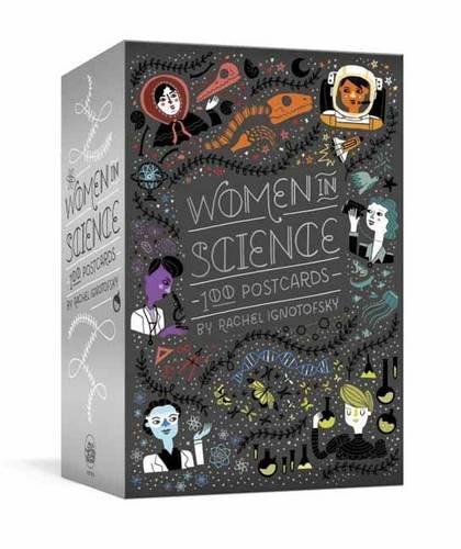 Women in Science: 100 Postcards (Pop Art Postcard)