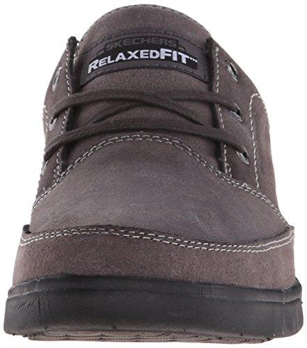 Skechers USA Charcoal Sneaker USA Deniston Cardova Mens Sneaker Cardova Mens Deniston Skechers Charcoal 1qfAwfT