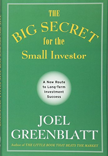513BwhsSfYL - The Big Secret for the Small Investor - A New Route to Long-Term Investment Success