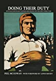 img - for Doing their Duty: How England's rugby footballers helped win the First World War book / textbook / text book