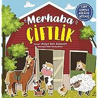 Merhaba Çiftlik: Cırt Cırtlı Hikaye Kitabı