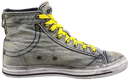 Mens Exposure I Hi-Top Slippers, Blue (T6232 T6232), 9 UK Diesel