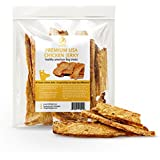 Tickledpet Chicken Jerky Natural American Made Dog Treats