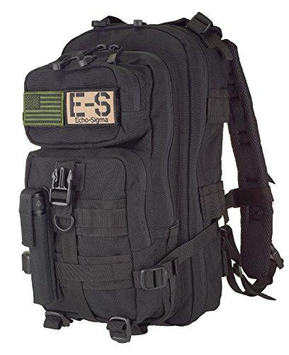 Echo Sigma Get Home Bag (Black)