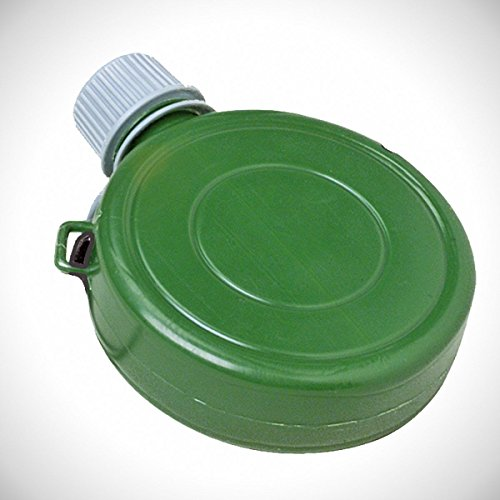 - U.S. Toy Set of 12 Green Mini Plastic Canteen Toys