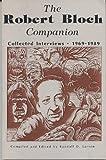 The Robert Bloch Companion, Robert Bloch, Randall D. Larson, 1557421463