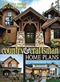 home design ideas Country & Craftsman Home Plans: 100 Home Designs That Let Nature Speak