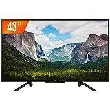 Smart TV, LED, 43', Sony, KDL-43W665F, Full HD, Preto