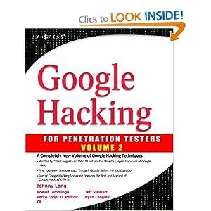 Google Hacking 2 Johnny Long