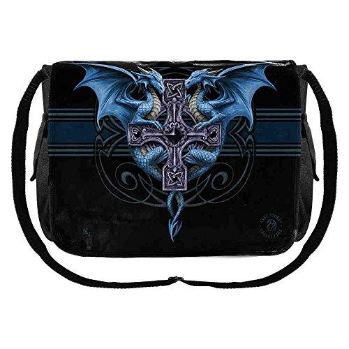 Duo de dragon - Messager bleu Nero Fantasy Nemesis Ora
