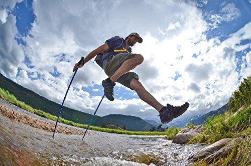 Mountainsmith Carbonlite Pro Trekking Poles, Slate