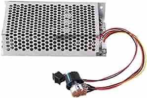 Controlador de Velocidad de Motor Dc10-50V 100a 5000W PWM ...