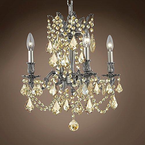 (Traditional Versailles 4 Light 17