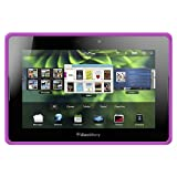 Amzer AMZ90843 Silicone Skin Jelly Case for Blackberry Playbook, 1-Pack (Purple)