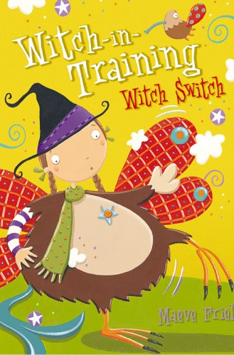 Witch Switch (Witch-in-Training, Book 6) -