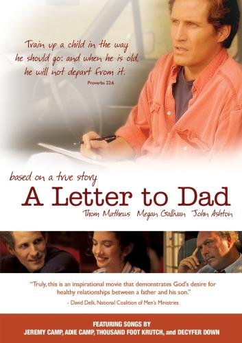 A Letter To Dad DVD - Missoula Mall